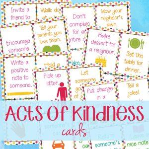5 sentences on kindness