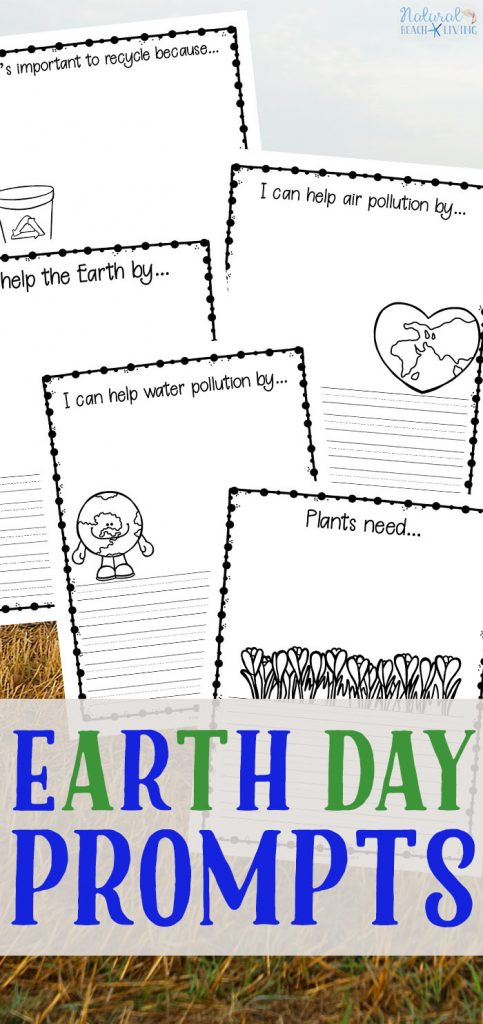 Earth Day Writing Prompts for Kids, our children will love celebrating Earth Day with these Coloring, drawing and Writing Prompts, encourage children to think about important issues like air pollution, water pollution, recycling, the importance of plants, and trees while helping with creative writing, Pollution writing Prompts for Kids, Kindergarten writing prompts, Free Writing Prompts for Kids, Spring Writing Prompts for Kids #earthday