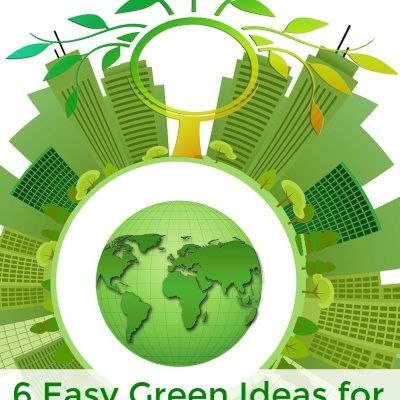 6 Easy Green Ideas for Earth Day – Earth Day Activities