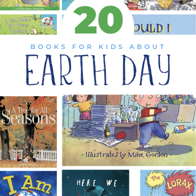 20 Best Earth Day Books for Kids