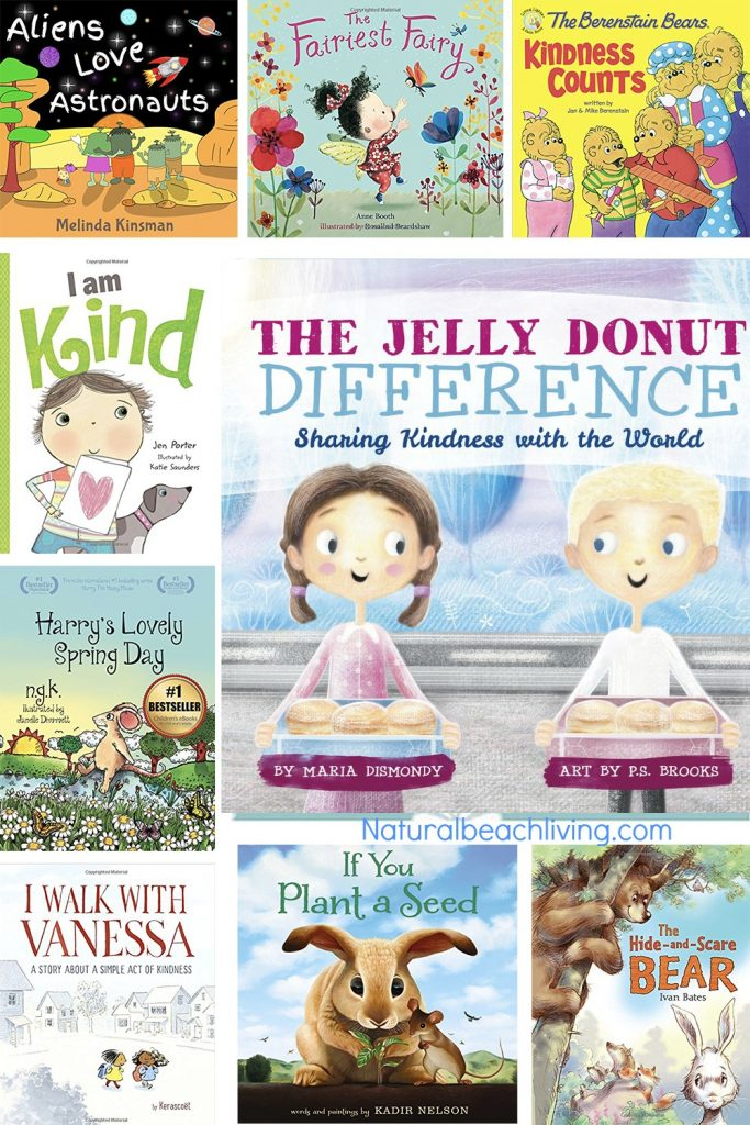 Random acts of kindness and random acts of kindness ideas in Kindness Books for Kids
