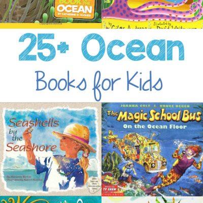 27+ Ocean Books for Kids
