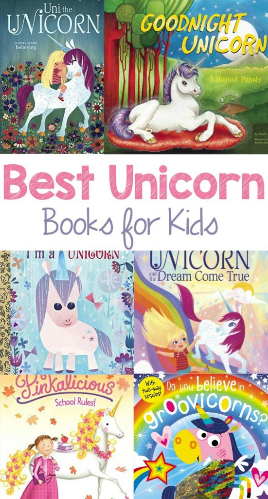 12 Magical Unicorn Books for Kids, These Unicorn Picture books will have your child's imagination soaring, You'll find Unicorn books for preschoolers and your older children will also enjoy these enchanting Unicorn chapter books. Unicorn Books are a great way to promote reading for any unicorn fan.