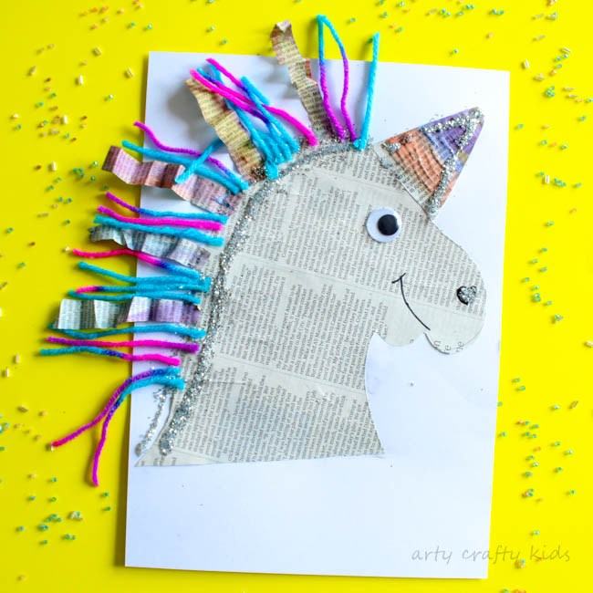 23+ Unicorn Crafts for Kids, Perfect Unicorn Craft Ideas for any unicorn fan. These super sweet unicorn crafts are perfect for preschoolers, teens, and adults. There are easy unicorn crafts for everyone. rainbows and unicorns crafts, cool unicorn crafts, preschool, DIY unicorn crafts, unicorn crafts for preschoolers