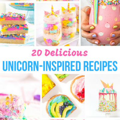 21+ Best Unicorn Recipes to Make for a Party