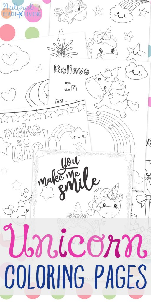 image about Cute Unicorn Coloring Pages Printable called Unicorn Coloring Internet pages - Totally free Unicorn Preschool Concept