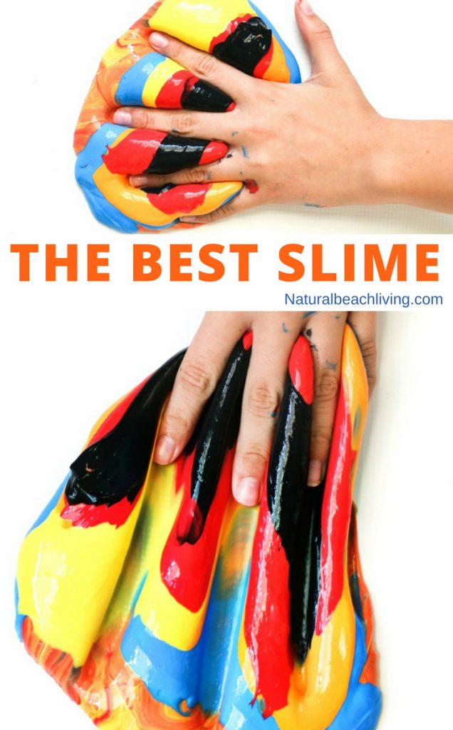 How to make slime with liquid starch, This AMAZING Incredibles Jiggly Slime is the best! Easy Liquid Starch Slime Recipe that everyone LOVES, Plus, this Jiggly Slime Recipe kids can stretch, pull, and poke for hours. Best Slime Recipes Ever!