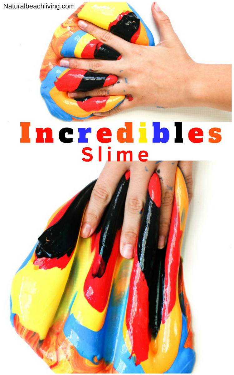 Liquid Starch Slime Recipe Easy Incredibles Slime Kids Love