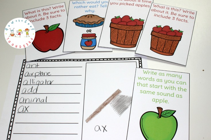 30 Free Apple Printables For Preschool And Kindergarten Natural