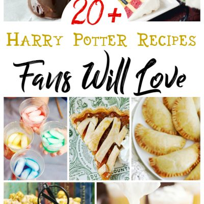 20+ Harry Potter Recipes Fans Love to Make