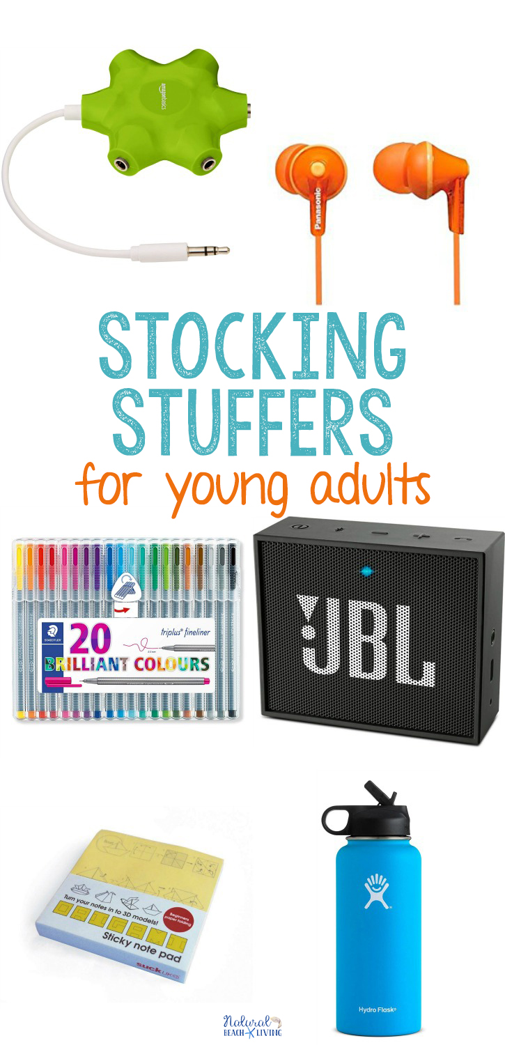 Stocking Stuffers for Young Adults, You'll find the Best Stocking Stuffers here, Cheap Stocking Stuffers for teens, college kids and young adults. Plus Christmas Stocking Stuffer Ideas and Gift ideas for every age