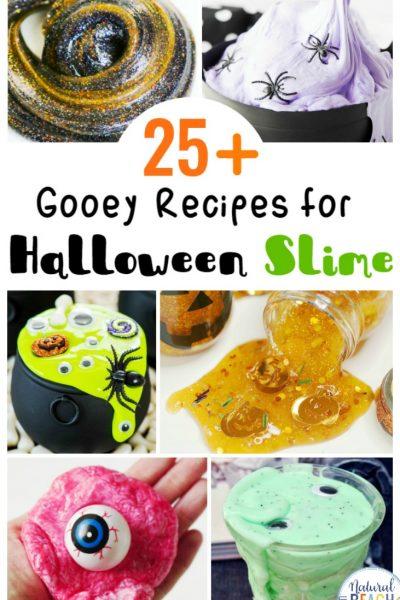 25+ Halloween Slime Ideas Kids Will Love