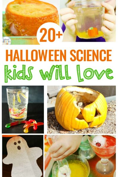 23+ Halloween Science Experiments for Kids