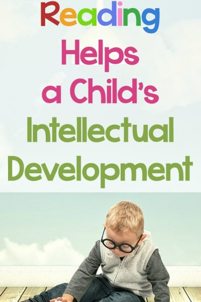 How Reading Helps a Child's Intellectual Development