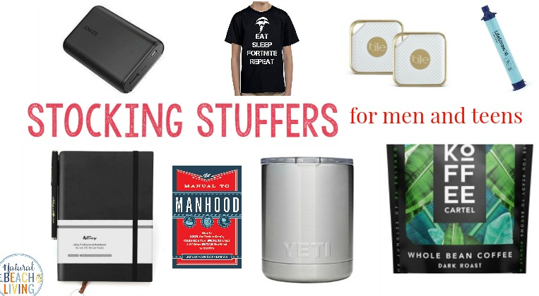 25+ Stocking Stuffers for Men, You'll find some of the Best Stocking Stuffers for guys here. Stocking Stuffers for teens and These Stocking Stuffers for Men and teen boys are the best gift ideas. They are sure to make the men in your life happy. Stocking Stuffers for teen boys, Cheap stocking stuffers
