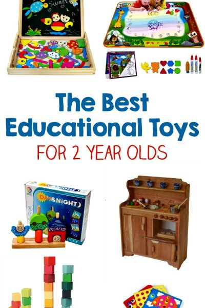 32+ Educational Toys for 2 Year Olds