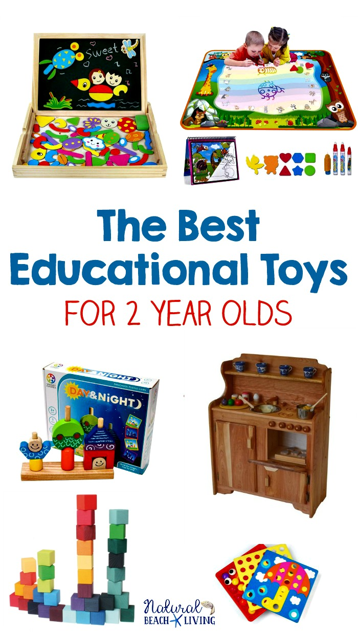 32+ Educational Toys for 2 Year Olds, Best Educational Toys for 2 Year Olds inspire creativity, work on child development skills, logic, imagination and more. Toys for Toddlers and Preschoolers, Toddler books, These toddler toys inspire children to create, imagine, grow and learn.