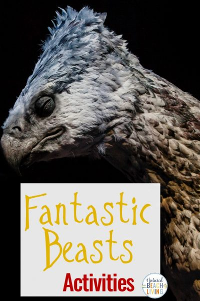 Fantastic Beasts Activities and Printables