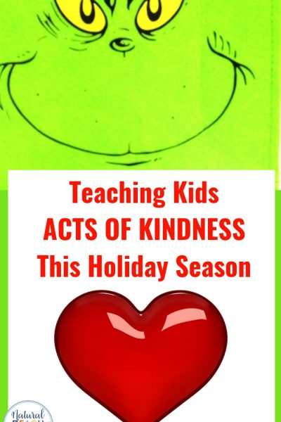 Teaching Kids Acts of Kindness