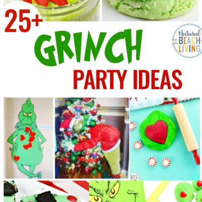 25+ Grinch Party Ideas for a Fun Christmas Party