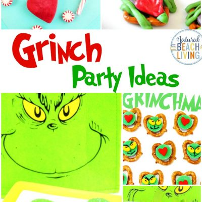 50+ Grinch Activities and Grinch Party Ideas