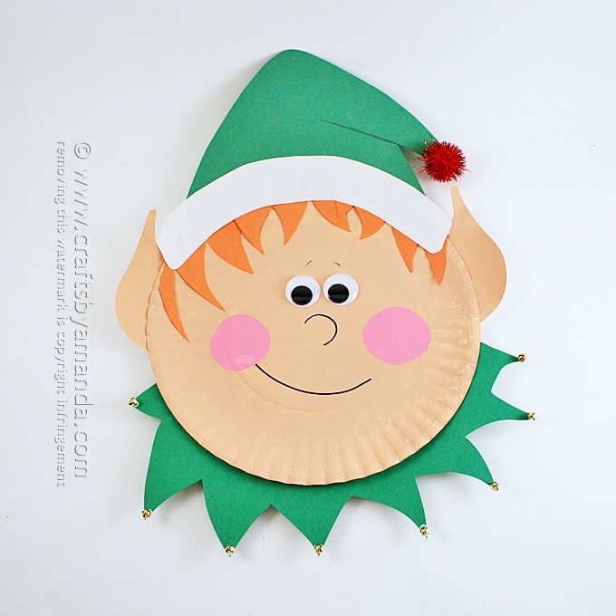 30+ Christmas Crafts for Kids, Easy Christmas Crafts, You'll find quick and easy Christmas crafts for Kids to make, Santa crafts, Reindeer crafts, elf crafts, Paper plate crafts, Handprint crafts, slime ideas and so much more.These Christmas Activities for kids are the best!