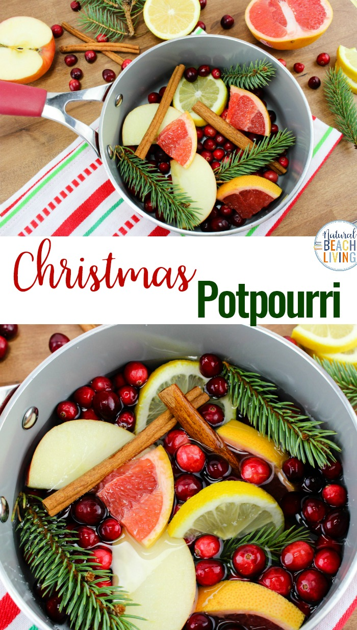 Christmas Potpourri, Stovetop Winter Potpourri, This Homemade Potpourri for the Holidays smeels amazing and is so easy to make, Christmas potpourri stovetop, Christmas potpourri recipe, Christmas gift idea