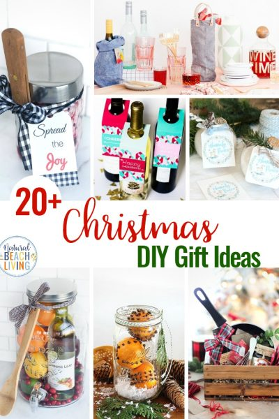 21+ DIY Christmas Gifts for Friends