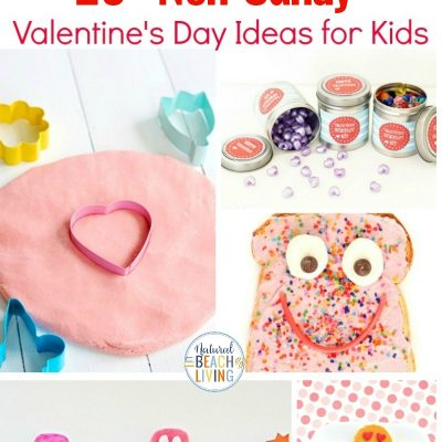 25+ Non Candy Valentine Ideas for Kids