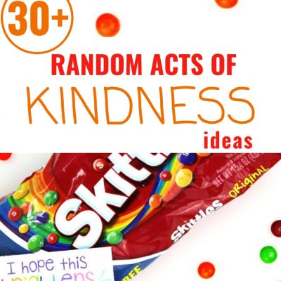 30+ Random Acts of Kindness Examples