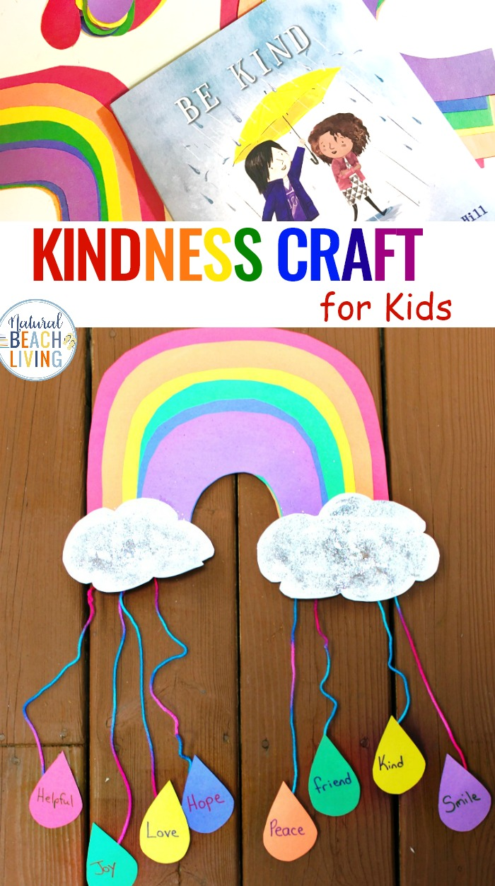 If you are spending time Teaching Kindness to Kids the kindness ideas you'll find here are perfect for you. Kindness Crafts for Preschoolers can be an easy way to incorporate a valuable lesson in being kind. This fun kindness craft can be used for a kindness project or part of your random act of kindness week. Random acts of kindness ideas, Preschool Kindness Activities, Kindness Crafts for Sunday School