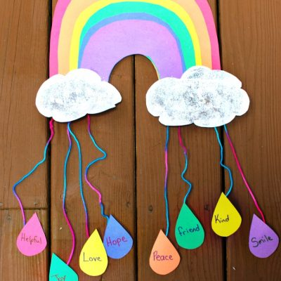 Kindness Crafts for Preschoolers – Rainbow Crafts