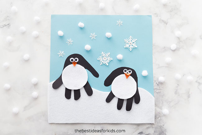 25+ Penguin Crafts for Kids, Penguin Activities for Kids, Penguin Crafts make a great winter kids craft, a preschool craft for home or a classroom and they are aperfect addition to your winter theme activities.Add these to a penguin theme for toddlers or preschoolers or make one with your kids for fun!
