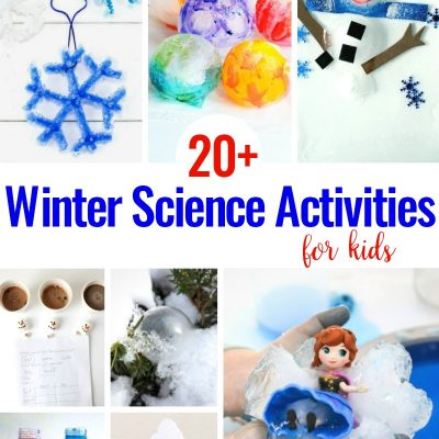 25+ Winter Science Activities – Best Science Activities for Kids