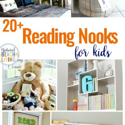20 Kids Reading Nook Ideas That Everyone Will Love