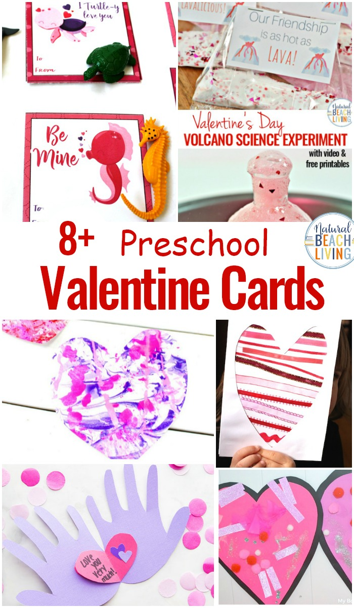 8 Preschool Valentine Cards Your Kids Will Love