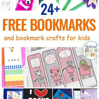 24+ Bookmarks for Kids – Free Printable Bookmarks and DIY Bookmarks for Kids