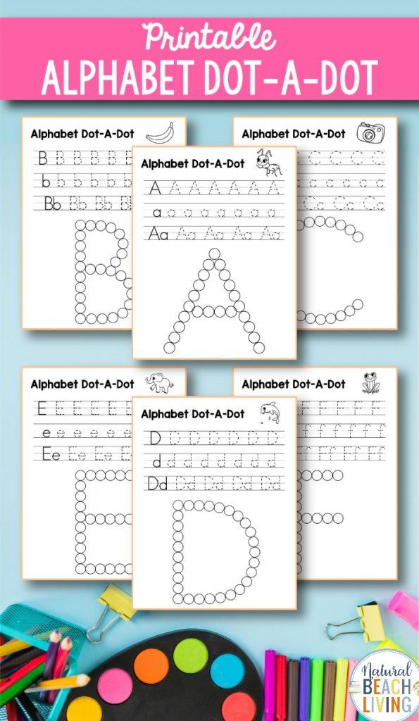 graphic about Q Tip Painting Printable known as Alphabet Worksheets a-z - Cost-free Q Idea Portray Printables