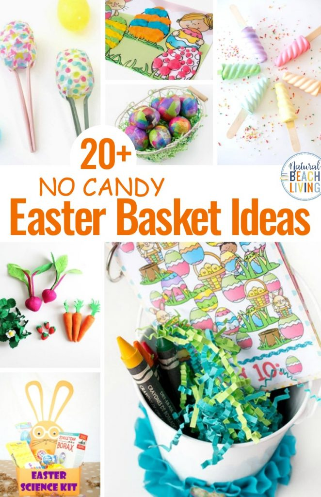 Non Candy Easter Basket Ideas, These Easter Basket Ideas for Kids are full of fun things your children will love without the sugar. Easter Basket Ideas for Toddlers, Get creative with fun Easter Gift Ideas that won't break the bank or have your kids running around like crazy. Get crafty, add games, books, and even Science kits to their Easter Basket with these perfect No Candy Easter Basket.