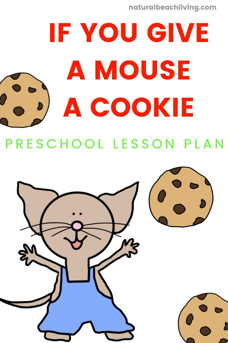 If You Give A Mouse A Cookie Activities with Preschool Lesson Plans