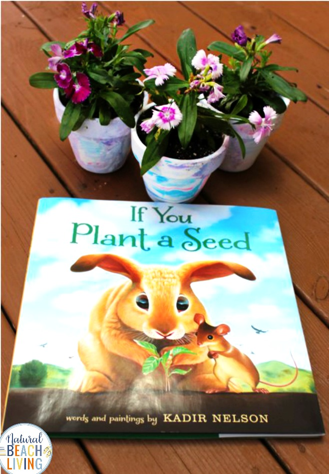 Teach your kids about the importance of kindness with this fun Spring Acts of Kindness Activity and lesson. Kindness Crafts for Preschoolers and Kindergarten using kindness books and Plant Crafts for Kids. The Best Random Acts of Kindness Ideas for Kids and Adults