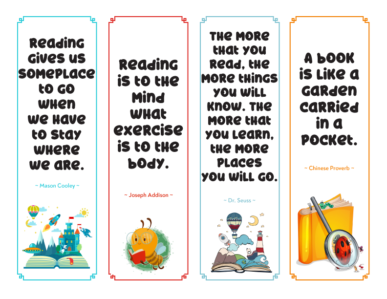 You'll Find Free Reading Log Printable and Book Report printable for Kids as well as ways to provide kids with a reading habit. This reading log for kids helps keep track of the books they read and you get free bookmarks for kids. A fun Reading Printable Pack for Kids