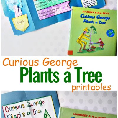 Curious George Plants a Tree Activities