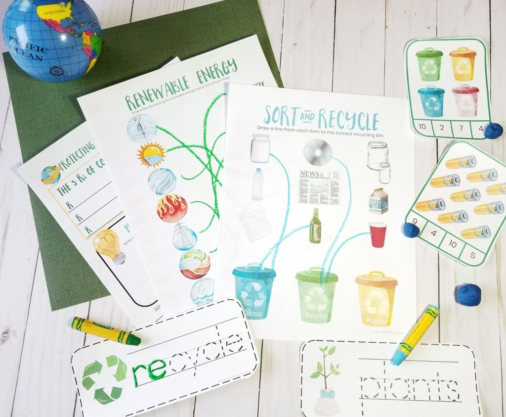 You'll find The Best Earth Day activities here. These Earth Day Projects help empower kids to have a positive impact on Earth. From using Recyclable Materials, Natural Cleaners, Earth Day Crafts, Going Green at home, Educating kids and adults with Earth Day printables and Amazing Earth day ideas