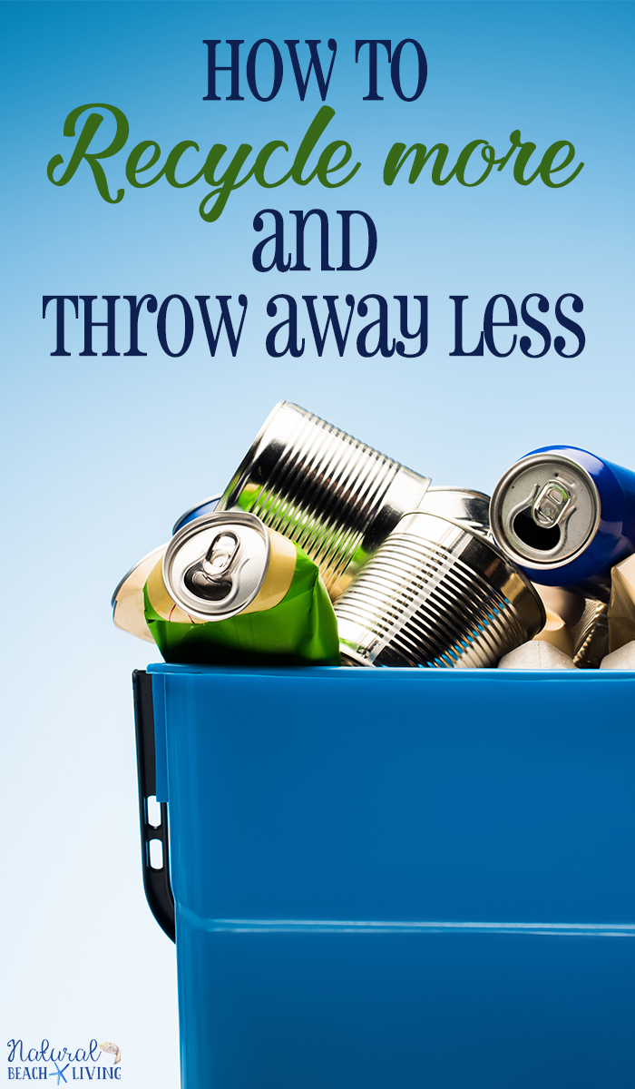 Reduce Waste Examples – How to Recycle More