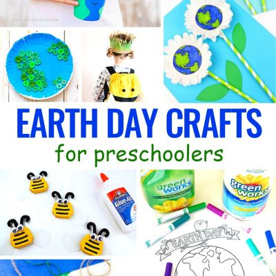 25 Earth Day Crafts for Preschoolers