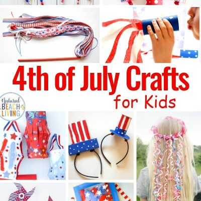 21+ 4th of July Crafts for Kids