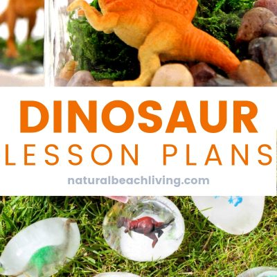 Dinosaur Preschool Lesson Plans