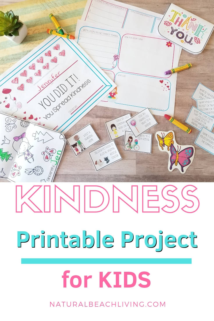 Kindness Activities for Kids – Kindness Project