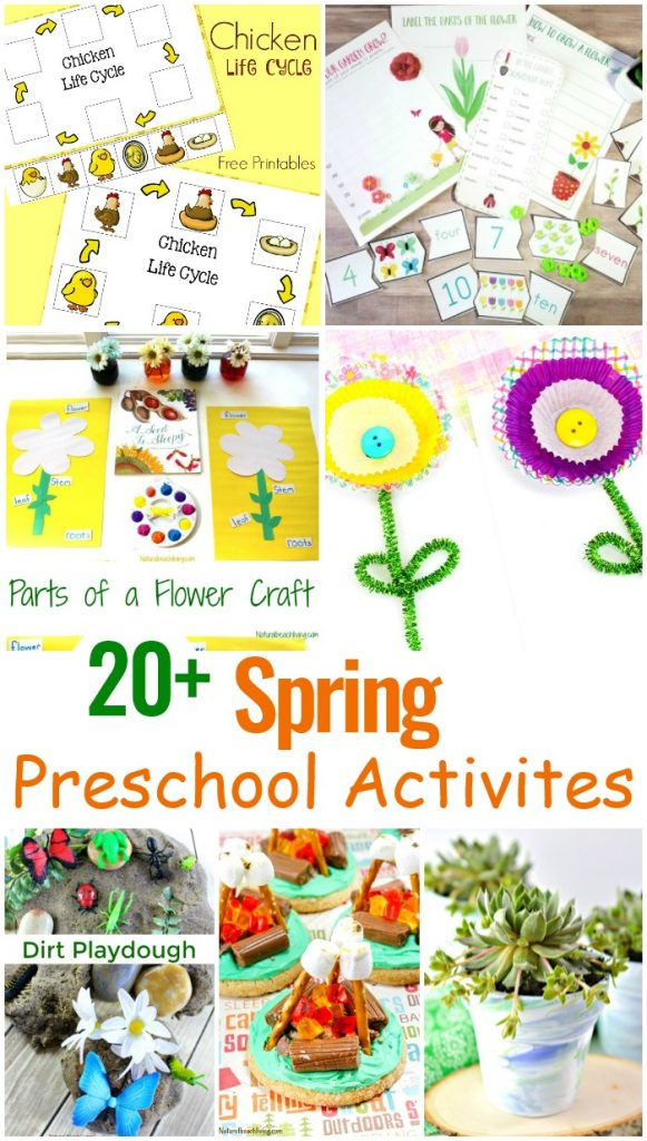 May Preschool Themes with Preschool Lesson Plans and Preschool Activities that are full of fun, hands-on activities. Your preschoolers will enjoy preschool science, preschool worksheets, and preschool crafts for spring themes. 15+ Preschool Themes for May